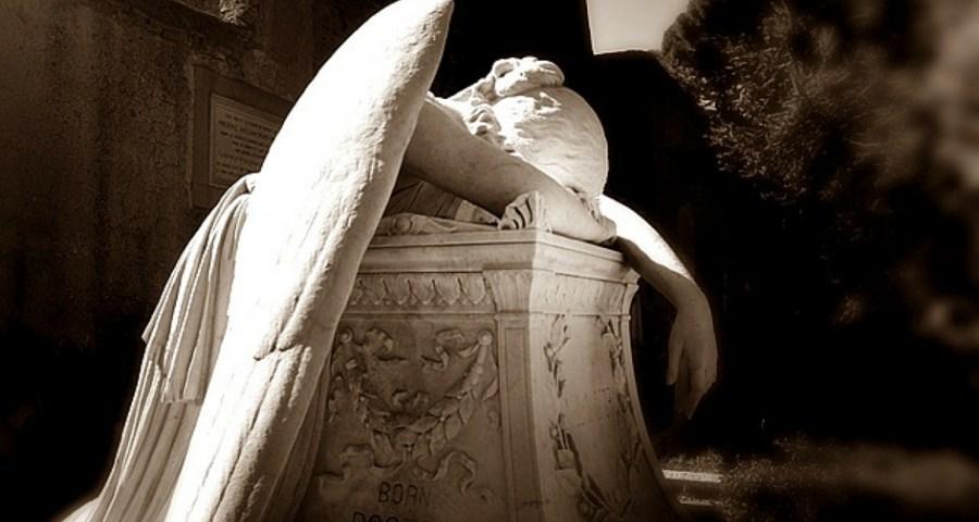 cemitério em roma