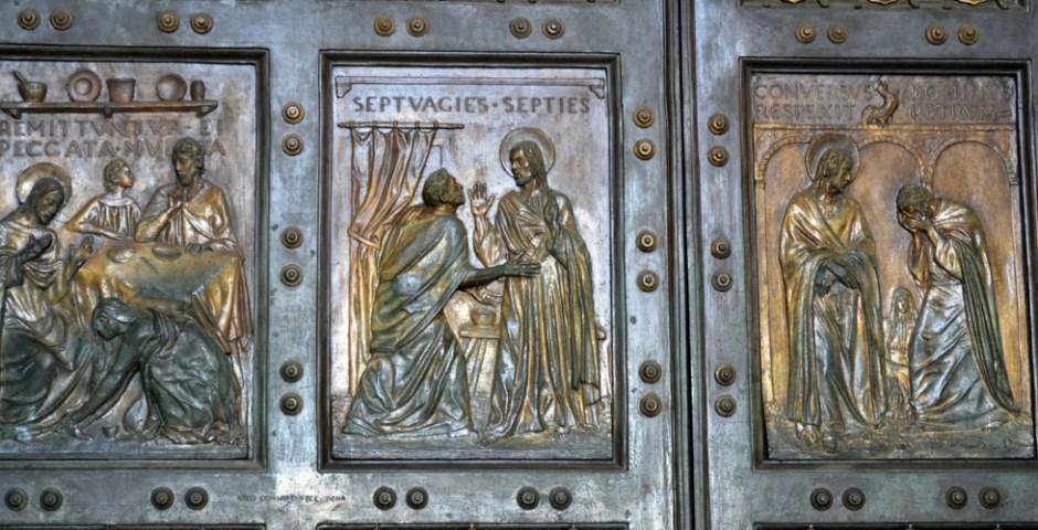 Porta Santa, abertura Jubileu