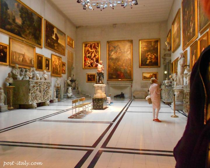 Caravaggio, Palazzo Doria Pamphilj