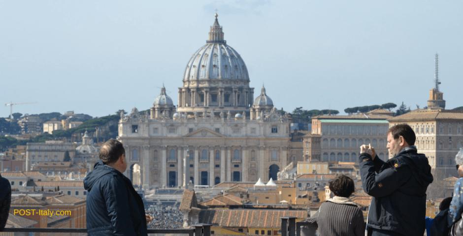 basílica de são pedro em Roma