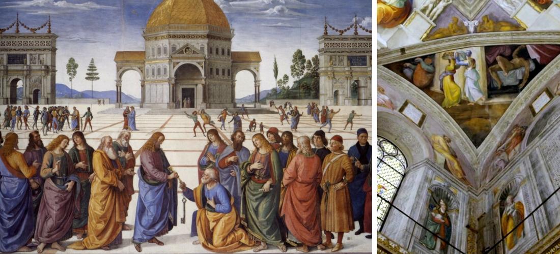 Museus Vaticanos, Capela Sistina