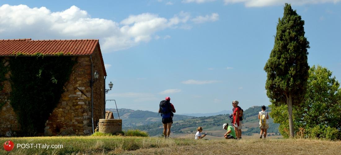 Toscana, Vale do Rio Orcia