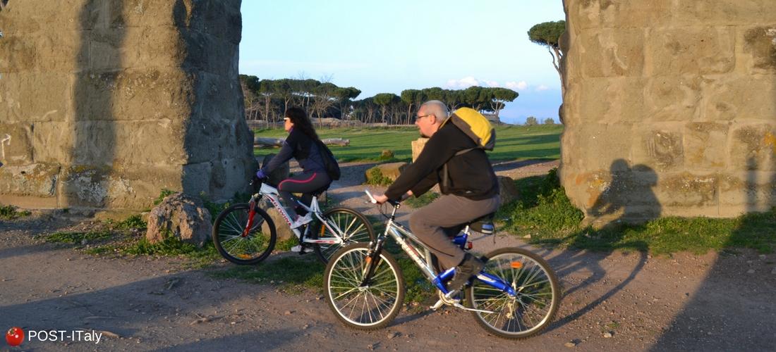 parques em Roma