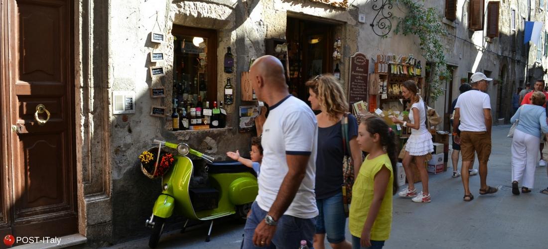 Pittigliano, a pequena Jerusalém na Toscana