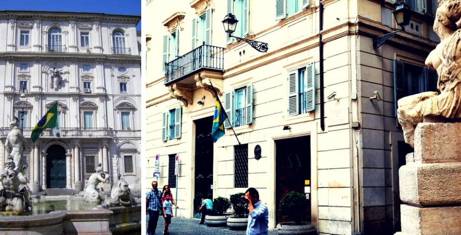 Embaixada do Brasil em Roma