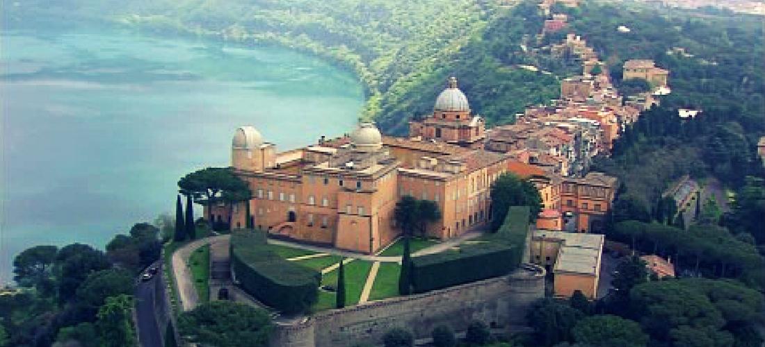 cidade de Castel Gandolfo