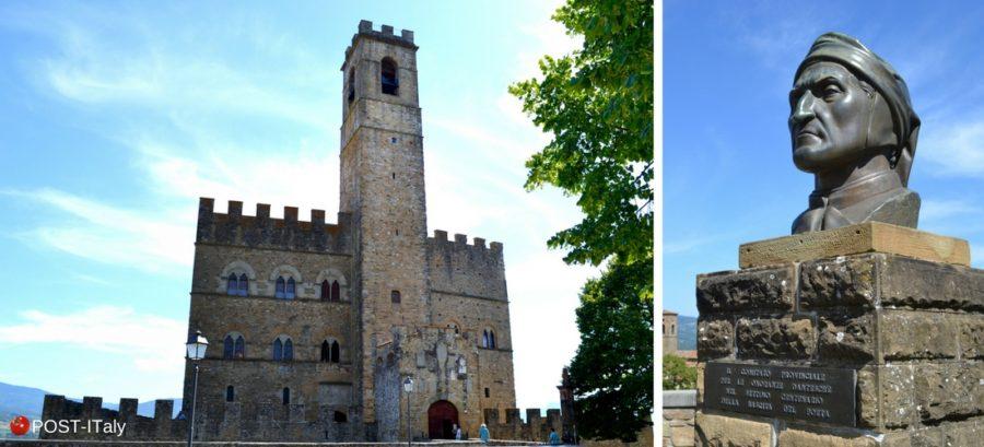 Castello di Poppi, Arezzo, Toscana