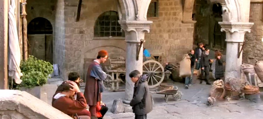 Medici: Masters of Florence, série
