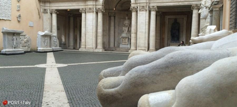 Museus Capitolinos, Roma