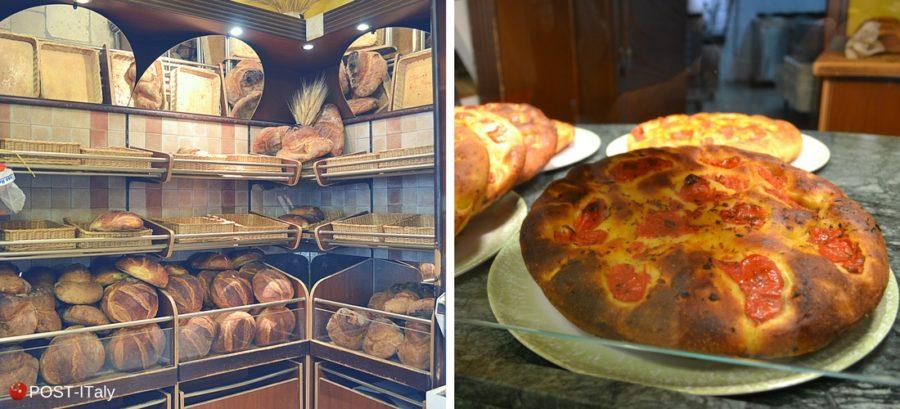 pão de Altamura, Puglia, Itália