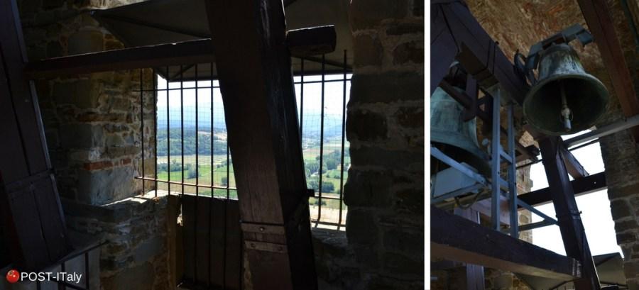 castelo na Toscana: Poppi