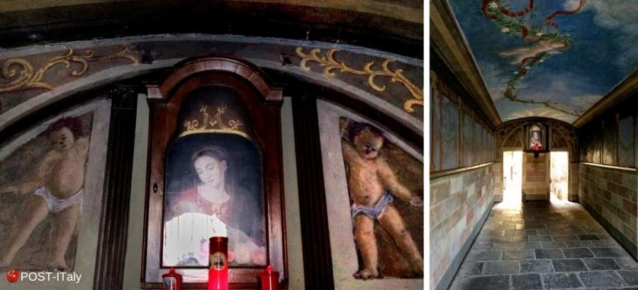 Roma secreta: Arco di Grottapinta