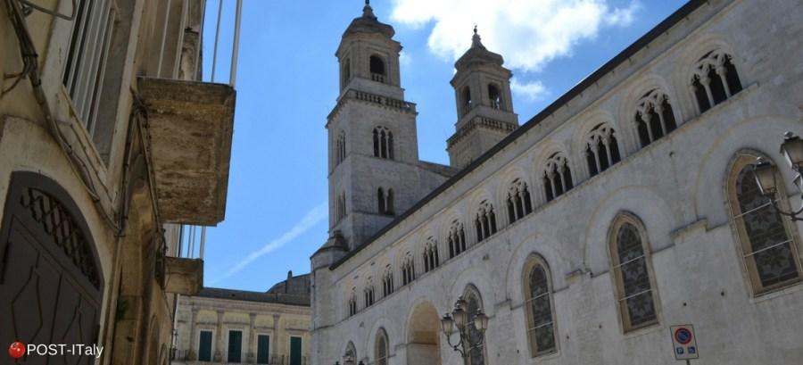 Itália: Altamura, Puglia