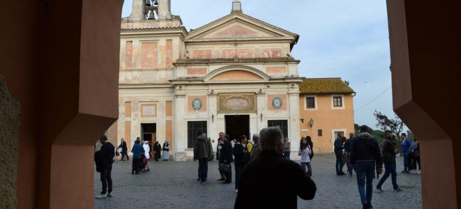 santuario del divino amore, roma, Itália