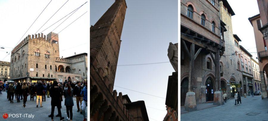 Bolonha na Itália