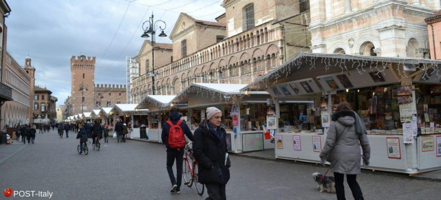 Ferrara, Emília-Romanha, Itália