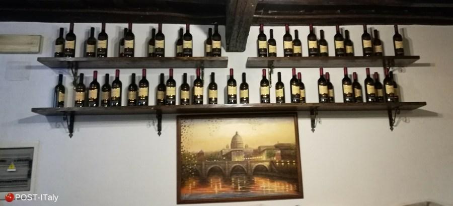 dica de onde comer em Roma