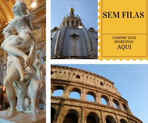 venda de ingressos antecipados na Itália