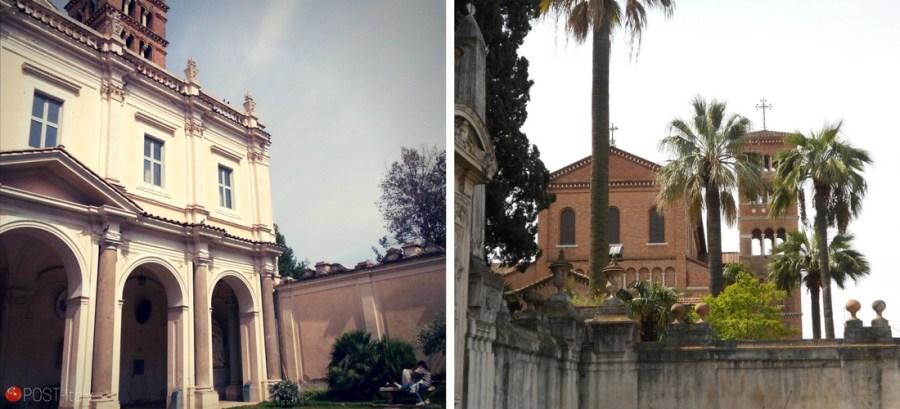 Aventino, Roma, Itália