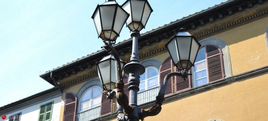 cidade de Lucca na Toscana