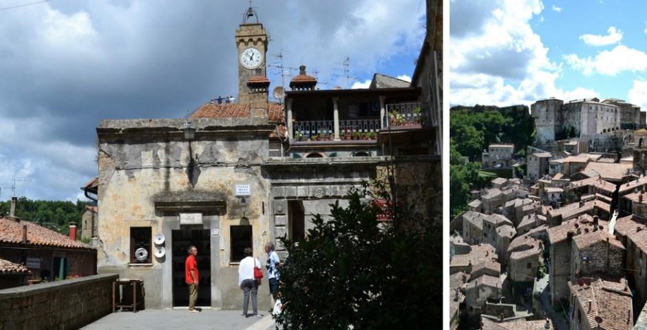 Sovana, Toscana