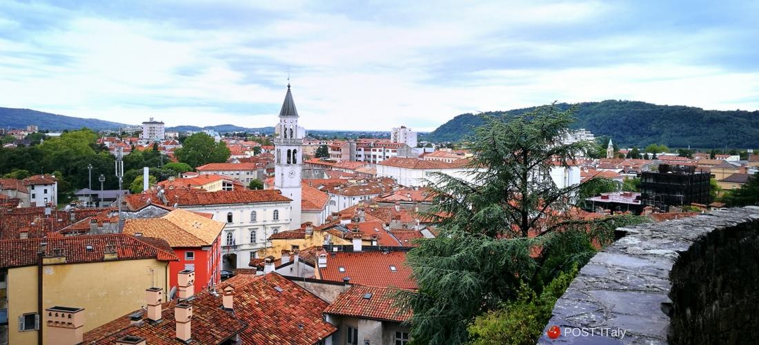 Gorizia, a Itália de fronteira a poucos passos da Eslovênia