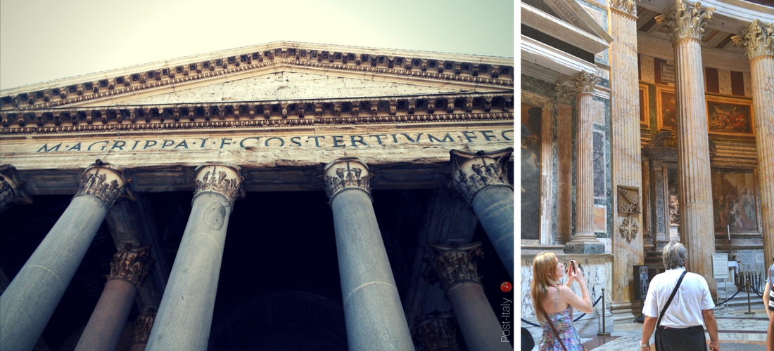 Roma cobrará ingresso para o Pantheon a partir de maio de 2018