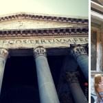 Pantheon em Roma