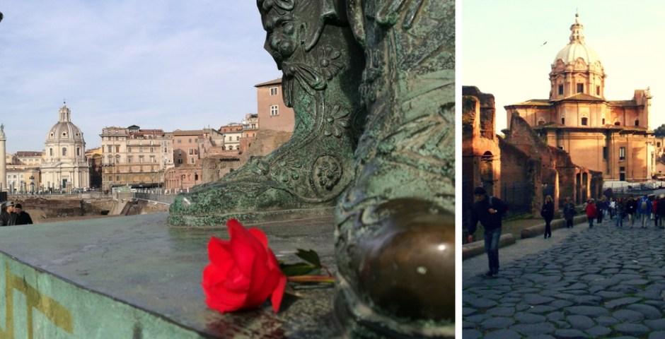 Fóruns Imperiais grátis em Roma