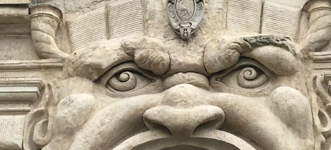 Roma insólita: Palazzo Zuccari ou a bizarra casa dos monstros