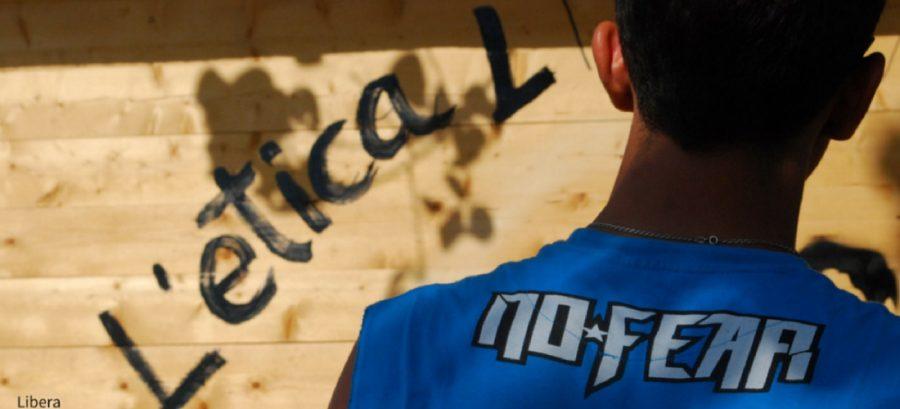 associação Libera contra máfia na Itália