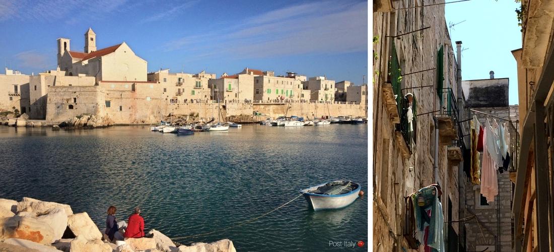Giovinazzo, Puglia: a cidade para encontrar um abraço simbólico
