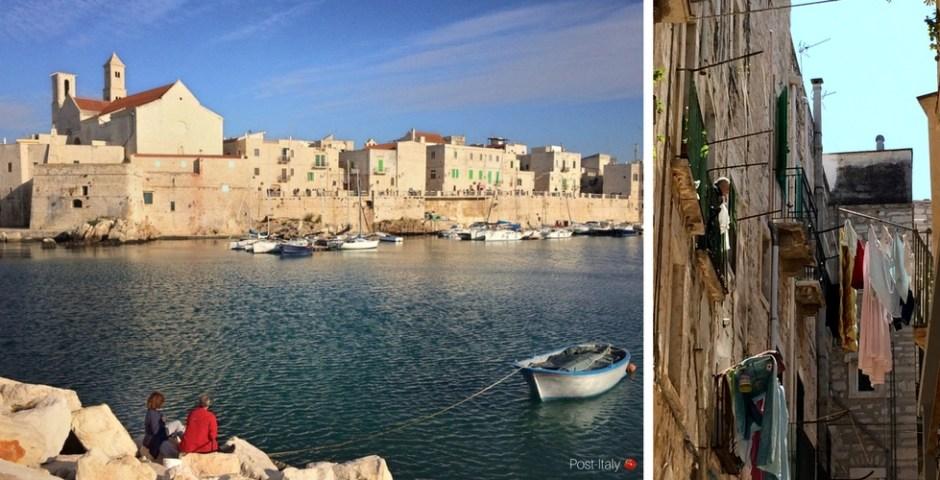 viagem para a Puglia na Itália