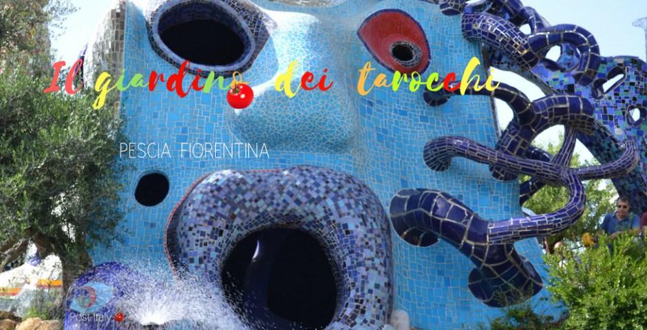Giardino dei Tarocchi em Capalbio, Toscana