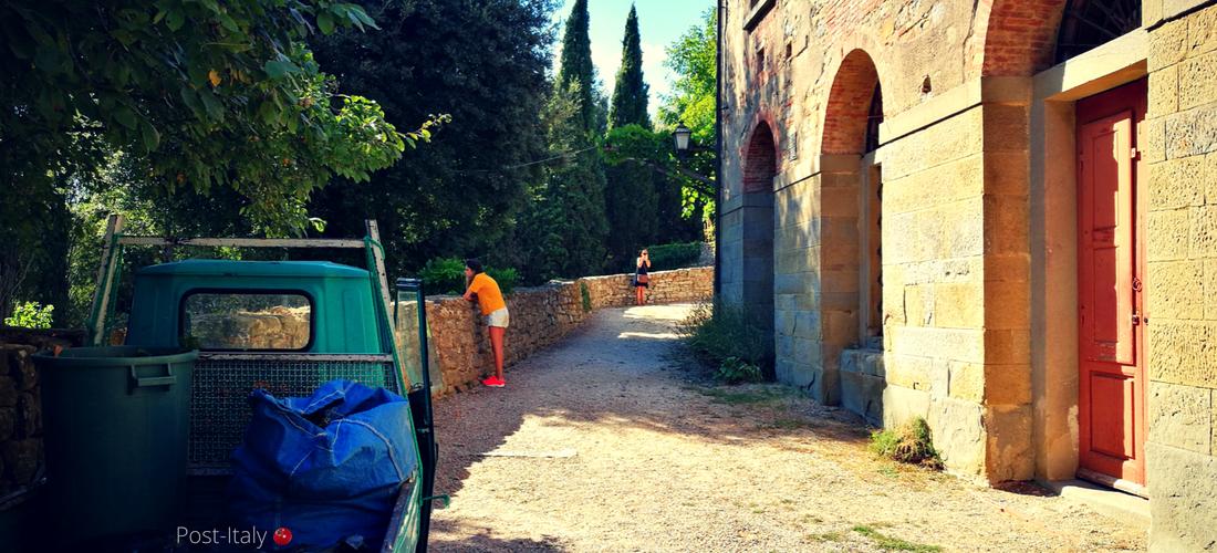 Castello di Gargonza: como se hospedar em um castelo na Toscana