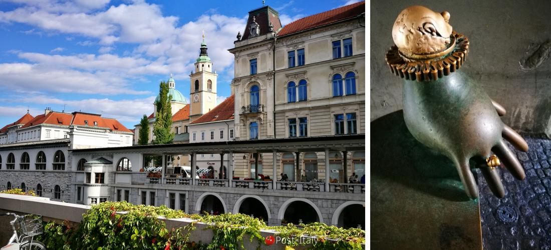 Viagem para Ljubljana, Eslovênia. Uma capital jovem, ecológica e dinâmica.