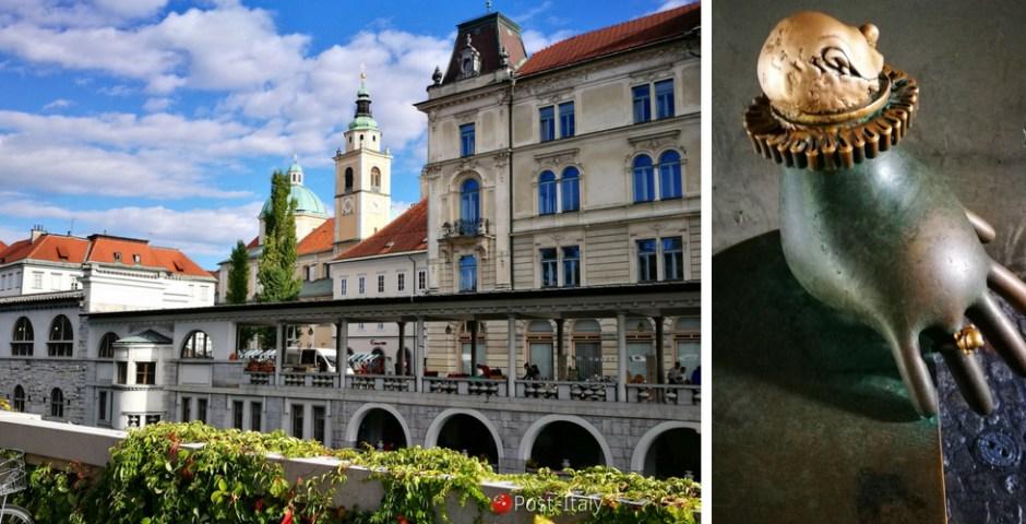 Viagem para Ljubljana, Eslovênia
