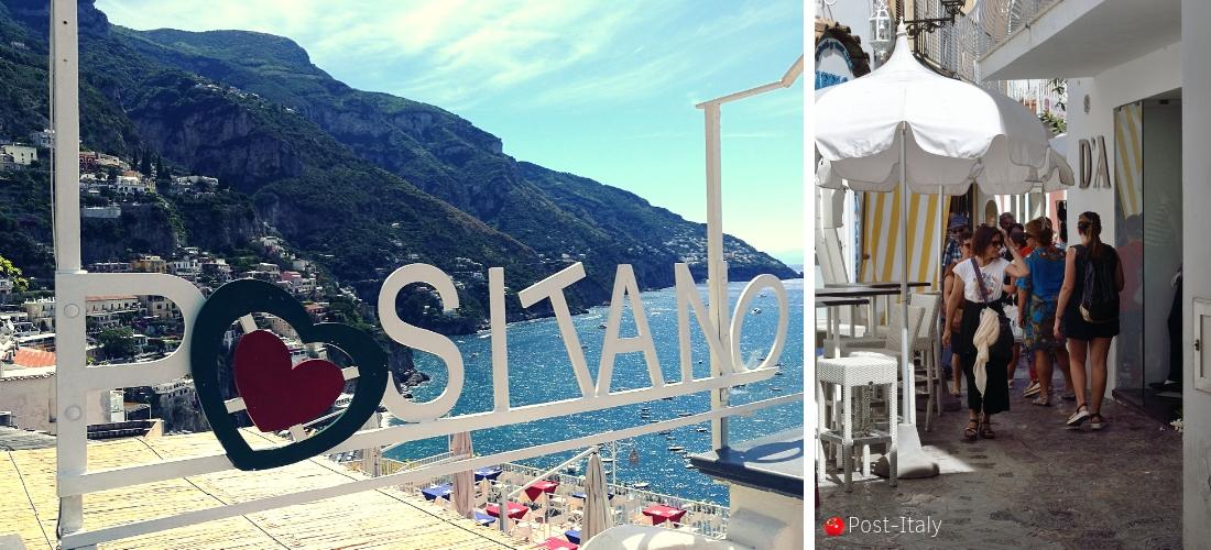 Viagem para Positano, na Costa Amalfitana. Um sonho possível