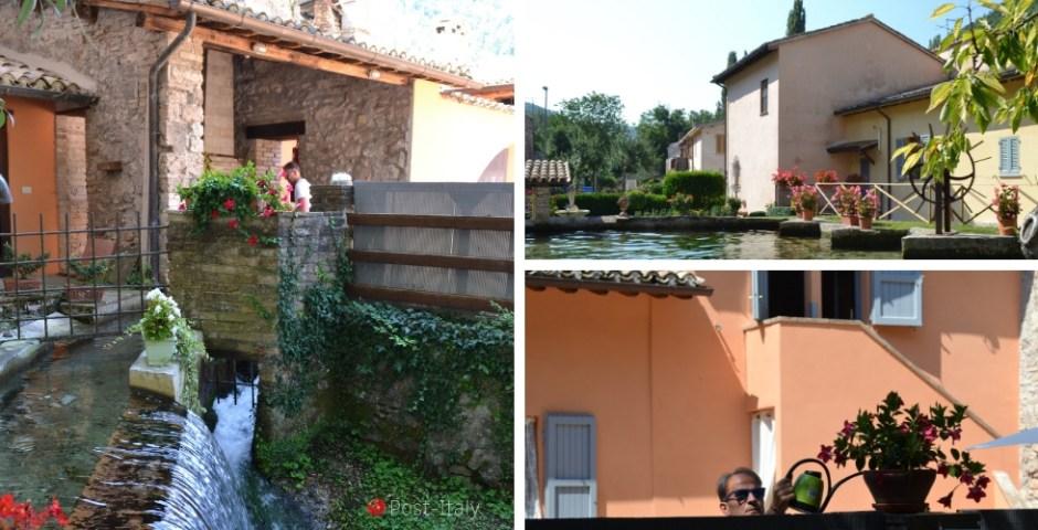 Rasiglia, Umbria, Itália