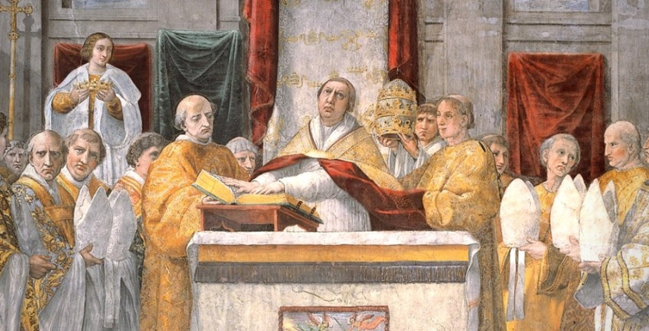 Salas de Rafael em Roma