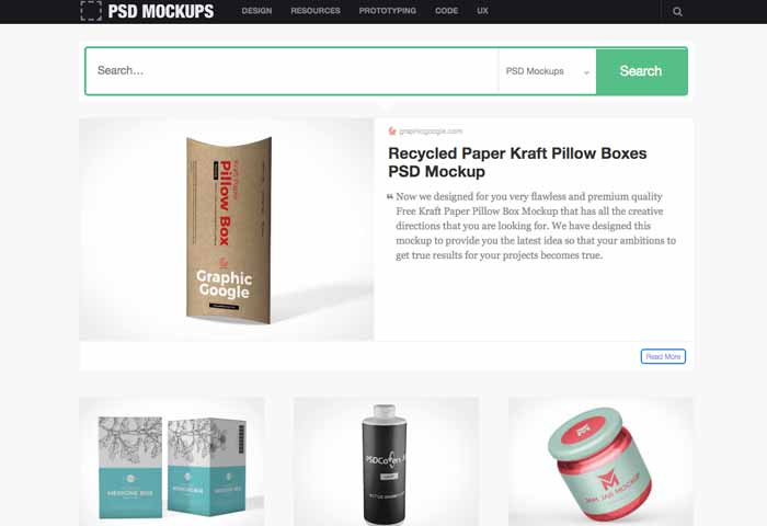 Rendered in high resolution and with highest details possible. Graphicburger Paper Pouch Packaging Mockup Free Psd All Mockups Template Design Assets