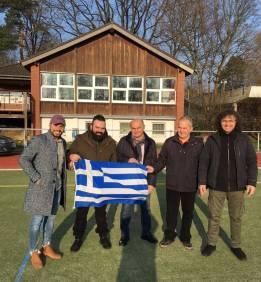 Integration Sport - Post TSV Detmold Griechen Sporthaus