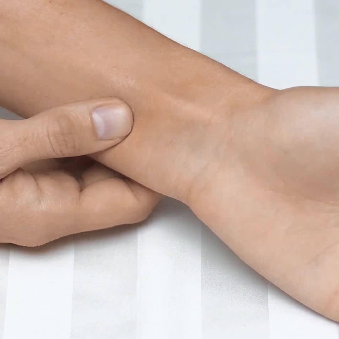 8 Pontos De Acupressão Para Aliviar A Dor, Esse São Os Melhores!