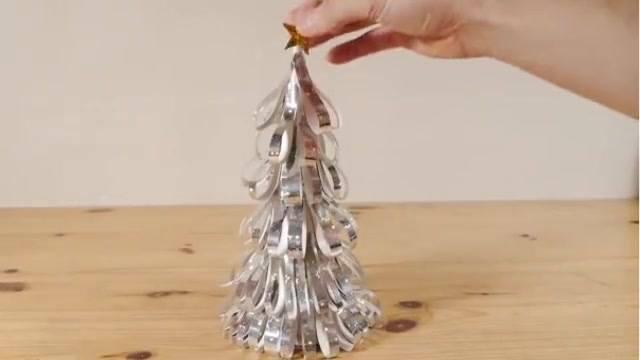 Que Arvore Linda! Veja Que Boa Ideia Para Se Fazer No Natal Para Os Amigos!
