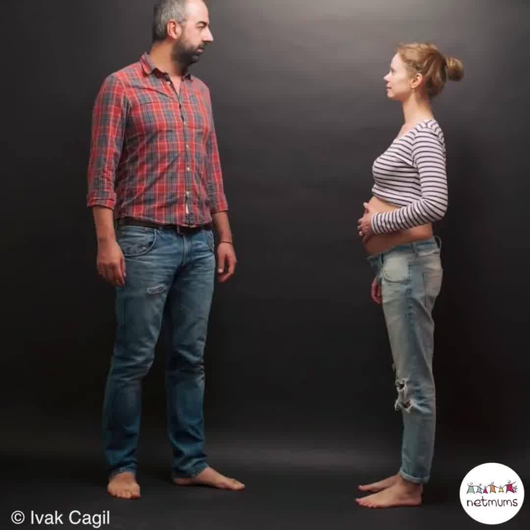 Casal Faz Video Da Gestação E Resume Todo O Período, Confira!