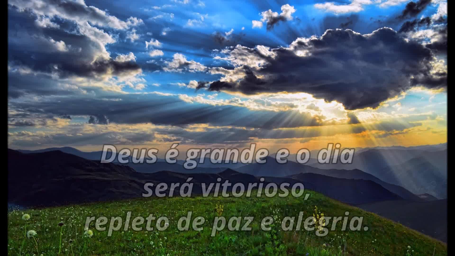 Bom Dia! Jamais Perca Sua Fé Em Deus, Ele Sabe De Tudo Que Você Necessita!!!