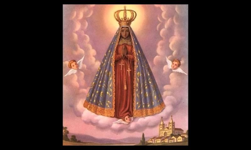 Mensagem Curta Feliz Dia De Nossa Senhora Aparecida Ó Mãe