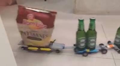 Servindo Cerveja