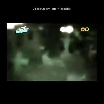 Vídeo Aterrorizante!