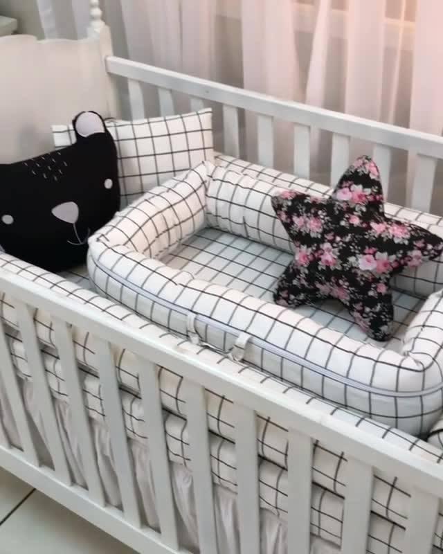 Quarto De Bebê Decorado E Lindo, Seu Filho Muito Mais Acolhido!